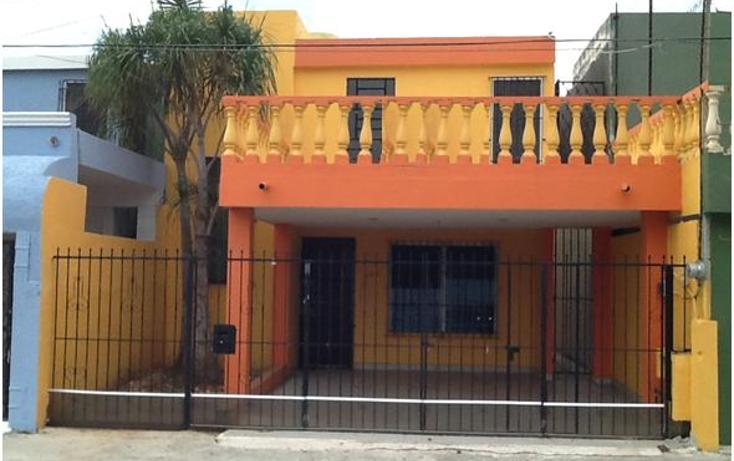 Foto de casa en venta en  , brisas del bosque, mérida, yucatán, 1694824 No. 01