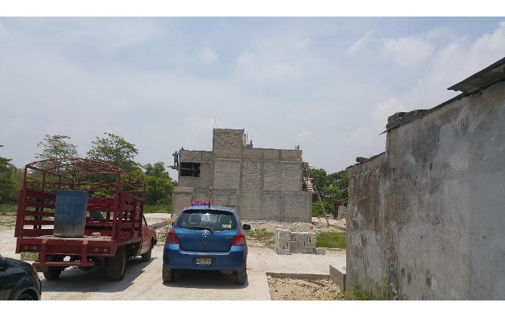 Foto de terreno habitacional en venta en  , brisas del carrizal, nacajuca, tabasco, 1728806 No. 01