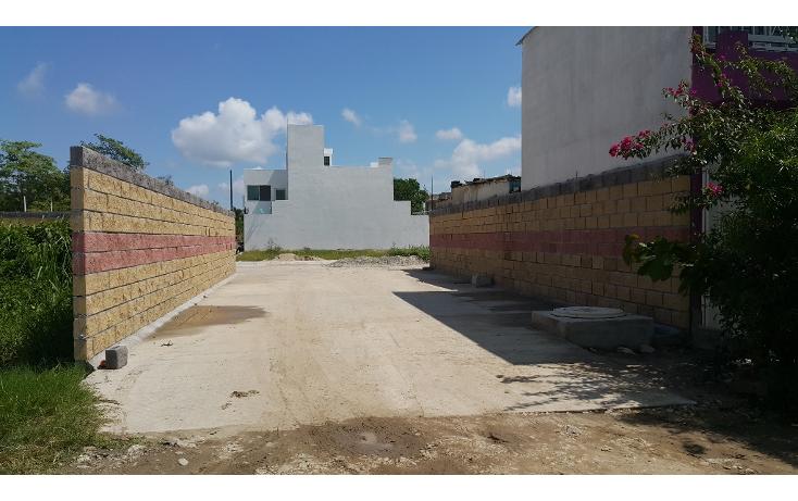 Foto de terreno habitacional en venta en  , brisas del carrizal, nacajuca, tabasco, 1732104 No. 01