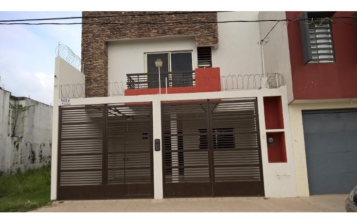 Foto de casa en venta en  , brisas del carrizal, nacajuca, tabasco, 1772494 No. 01