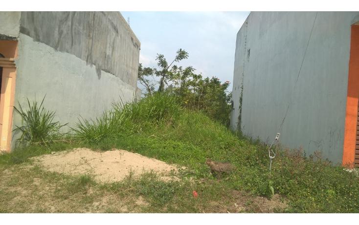 Foto de terreno habitacional en venta en  , brisas del carrizal, nacajuca, tabasco, 1813670 No. 01