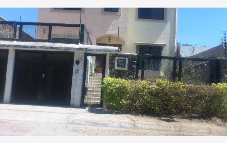 Foto de casa en venta en brisas del golfo, 14 de febrero, emiliano zapata, morelos, 572370 no 01