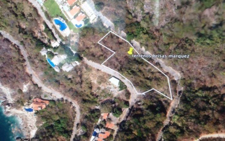 Foto de terreno habitacional en venta en, brisas del marqués, acapulco de juárez, guerrero, 1389045 no 03