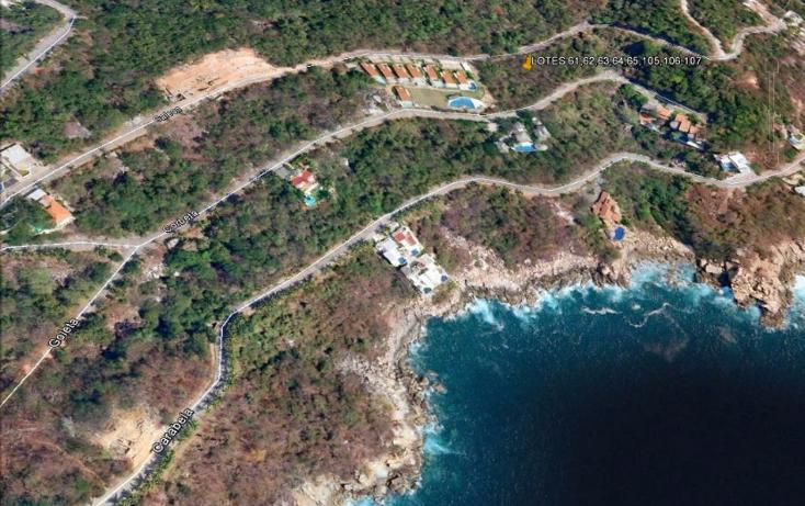 Foto de terreno habitacional en venta en  , brisas del marqu?s, acapulco de ju?rez, guerrero, 1601766 No. 03