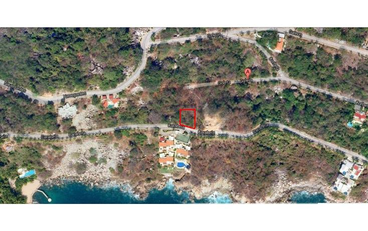 Foto de terreno habitacional en venta en  , brisas del marqués, acapulco de juárez, guerrero, 1700974 No. 01