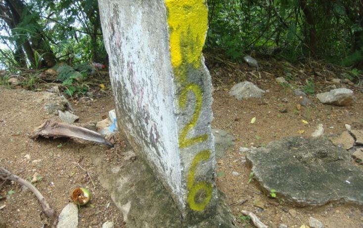 Foto de terreno habitacional en venta en  , brisas del marqu?s, acapulco de ju?rez, guerrero, 1864102 No. 06
