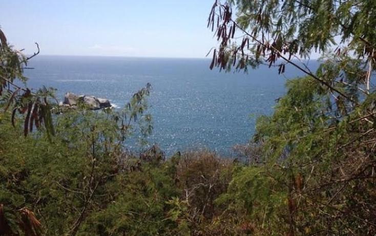 Foto de terreno habitacional en venta en  , brisas del marqu?s, acapulco de ju?rez, guerrero, 1864960 No. 02