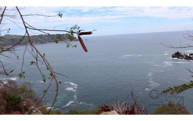 Foto de terreno habitacional en venta en  , brisas del marqu?s, acapulco de ju?rez, guerrero, 1864960 No. 04