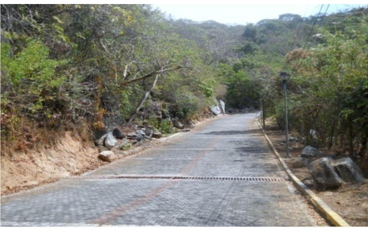 Foto de terreno habitacional en venta en  , brisas del marqués, acapulco de juárez, guerrero, 896107 No. 06