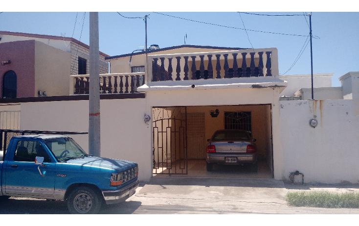 Foto de casa en venta en  , brisas del valle, monclova, coahuila de zaragoza, 943103 No. 01