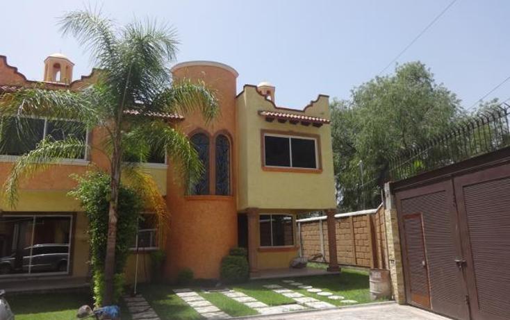Foto de casa en venta en  , brisas, temixco, morelos, 1162873 No. 01