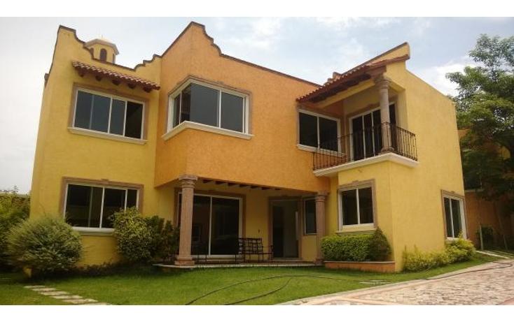 Foto de casa en venta en  , brisas, temixco, morelos, 1553014 No. 01
