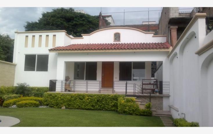 Foto de casa en venta en  , brisas, temixco, morelos, 391364 No. 01