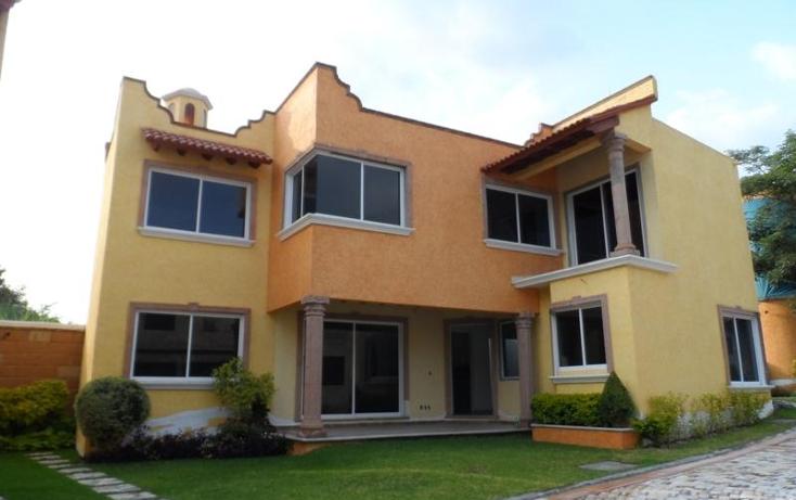Foto de casa en venta en  , brisas, temixco, morelos, 397750 No. 01