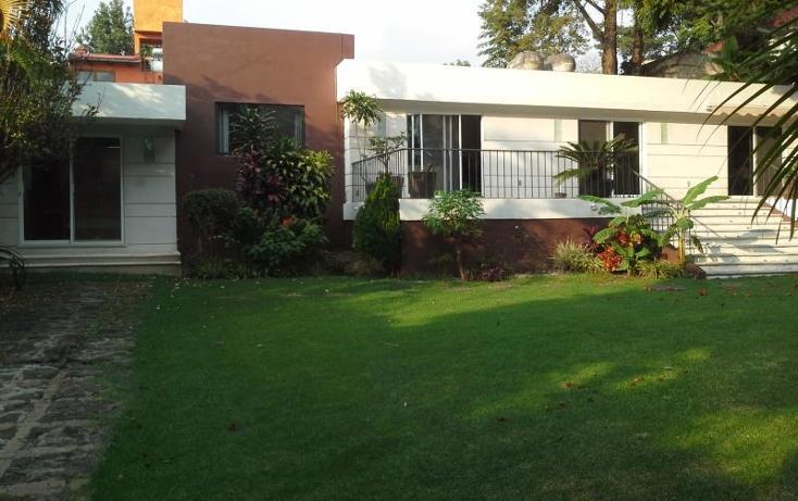 Foto de casa en venta en  87, jardines de ahuatepec, cuernavaca, morelos, 390148 No. 02