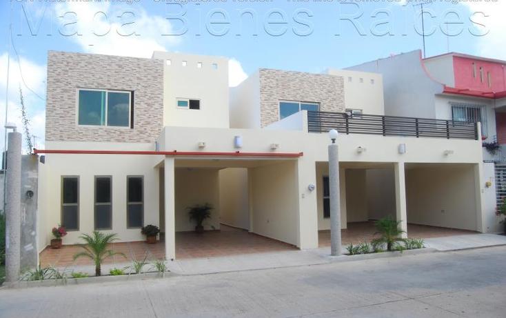 Foto de casa en venta en  , buena vista 1a sección, centro, tabasco, 1610696 No. 03