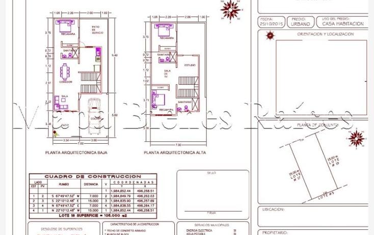 Foto de casa en venta en  , buena vista 1a sección, centro, tabasco, 1610696 No. 04