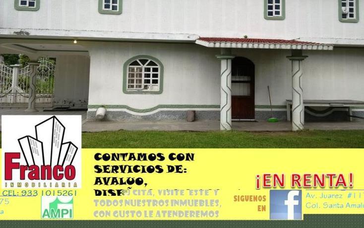 Foto de casa en renta en  , buena vista, comalcalco, tabasco, 1433467 No. 03