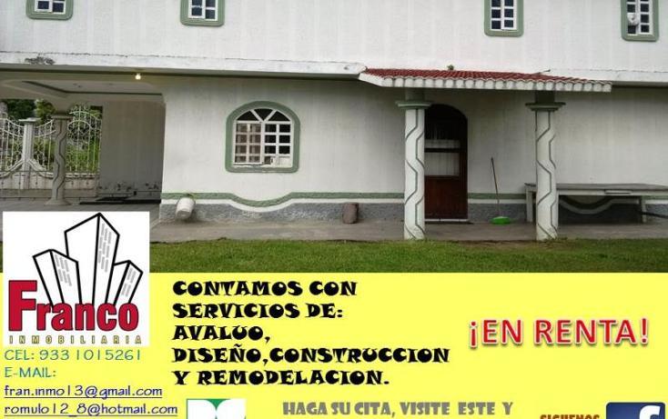 Foto de casa en renta en  , buena vista, comalcalco, tabasco, 1433467 No. 04
