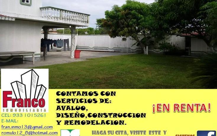 Foto de casa en renta en  , buena vista, comalcalco, tabasco, 1433467 No. 07
