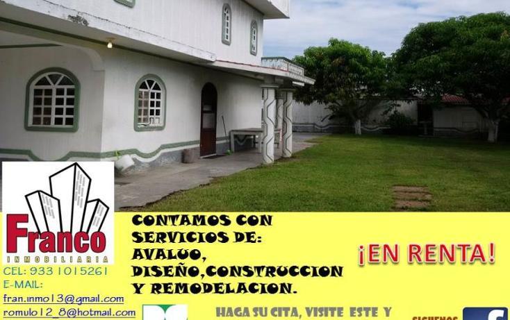 Foto de casa en renta en  , buena vista, comalcalco, tabasco, 1433467 No. 08