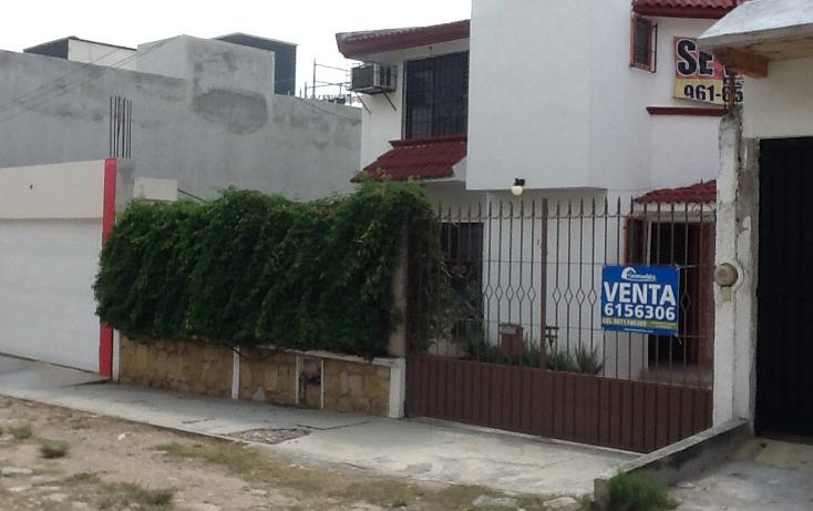 Foto de casa en venta en  , buena vista, tuxtla gutiérrez, chiapas, 1267295 No. 01