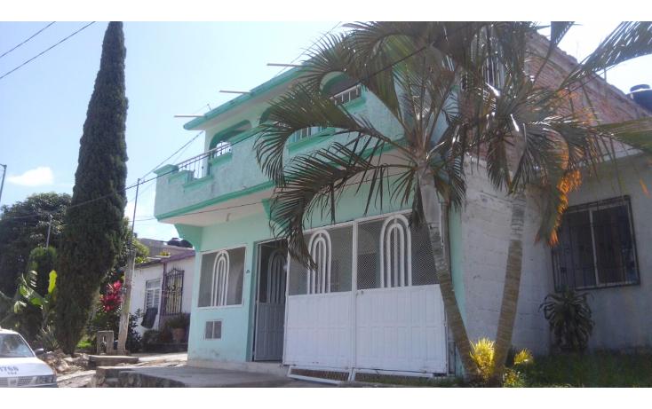Foto de casa en venta en  , buena vista, tuxtla gutiérrez, chiapas, 1692982 No. 01