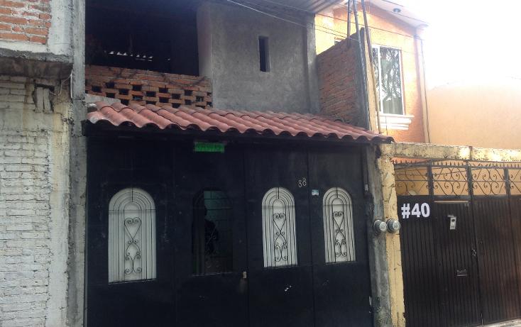Foto de casa en venta en  , buenavista 1a etapa, morelia, michoacán de ocampo, 1098951 No. 01