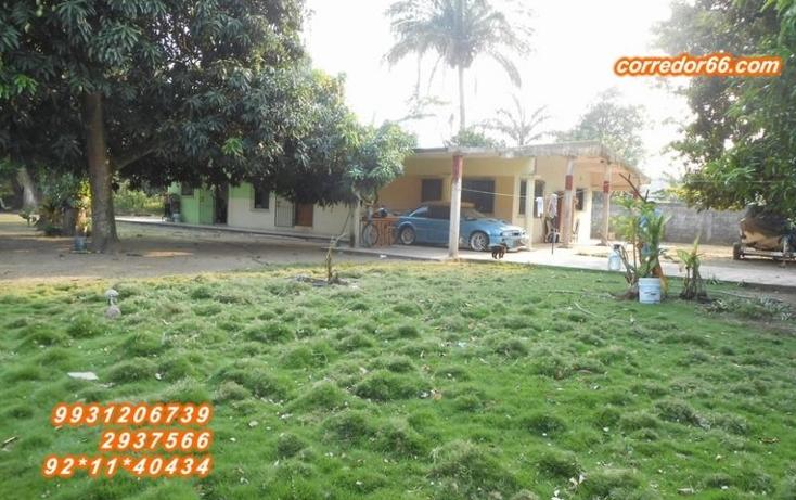 Foto de terreno habitacional en venta en  , buenavista 1a secc, centro, tabasco, 1552896 No. 01
