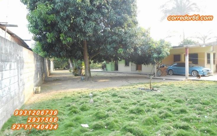 Foto de terreno habitacional en venta en  , buenavista 1a secc, centro, tabasco, 1552896 No. 04