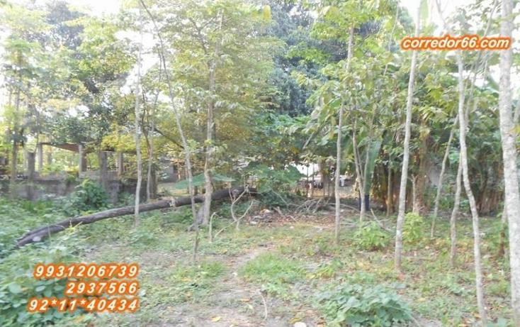 Foto de terreno habitacional en venta en  , buenavista 1a secc, centro, tabasco, 1552896 No. 05