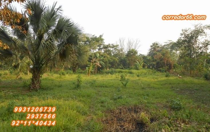 Foto de terreno habitacional en venta en  , buenavista 1a secc, centro, tabasco, 1552896 No. 06