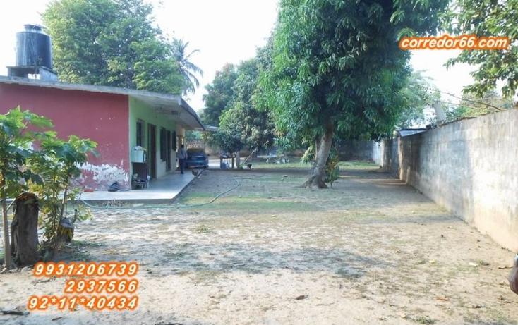 Foto de terreno habitacional en venta en  , buenavista 1a secc, centro, tabasco, 1552896 No. 08