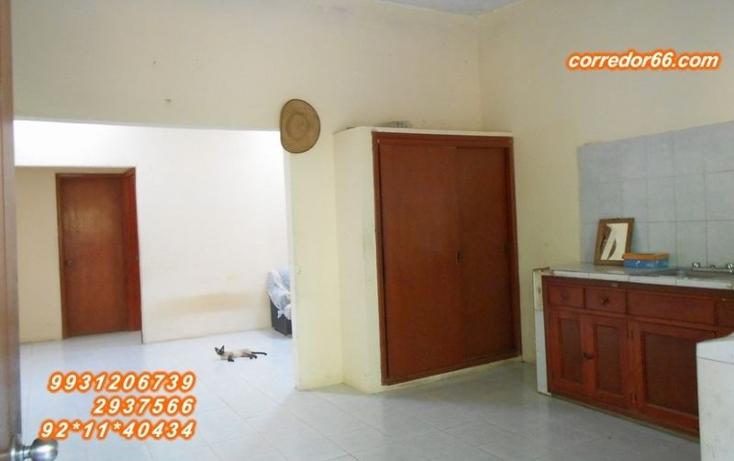Foto de terreno habitacional en venta en  , buenavista 1a secc, centro, tabasco, 1552896 No. 09