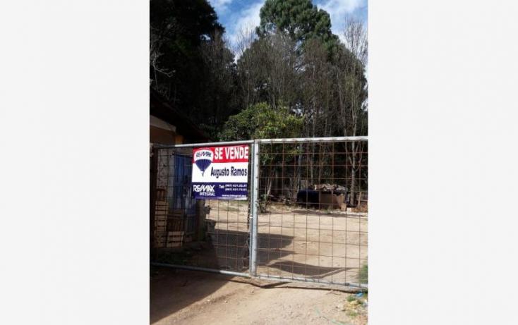 Foto de terreno habitacional en venta en buenavista 20, del santuario, san cristóbal de las casas, chiapas, 817101 no 01