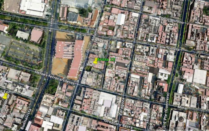Foto de edificio en venta en, buenavista, cuauhtémoc, df, 1749938 no 06
