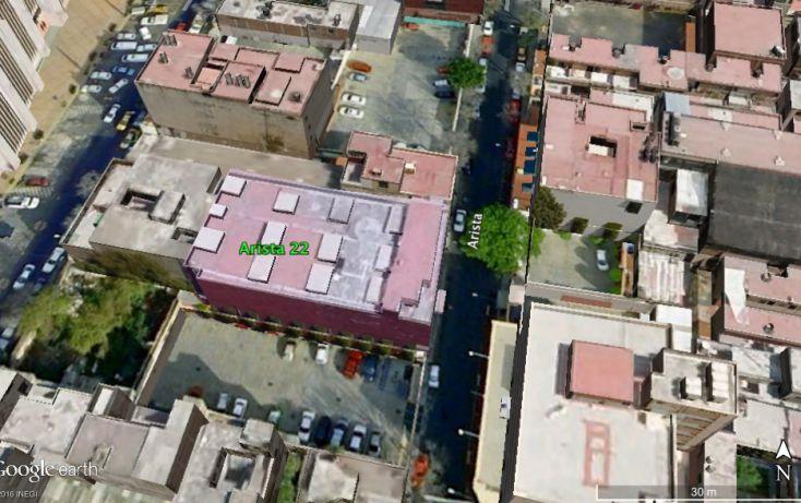 Foto de edificio en venta en, buenavista, cuauhtémoc, df, 1749938 no 08