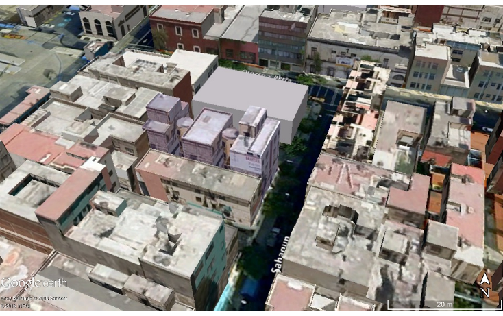 Foto de edificio en venta en  , buenavista, cuauht?moc, distrito federal, 1748614 No. 04