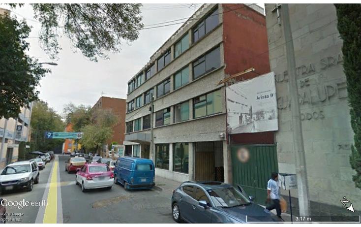 Foto de edificio en venta en  , buenavista, cuauhtémoc, distrito federal, 1749938 No. 01