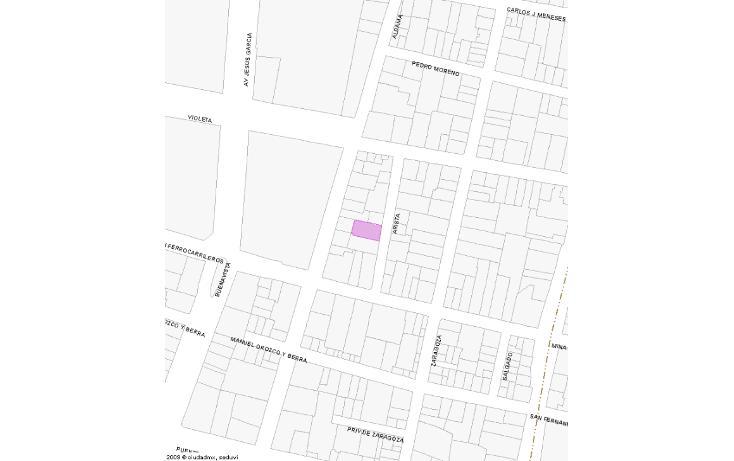 Foto de edificio en venta en  , buenavista, cuauhtémoc, distrito federal, 1749938 No. 11