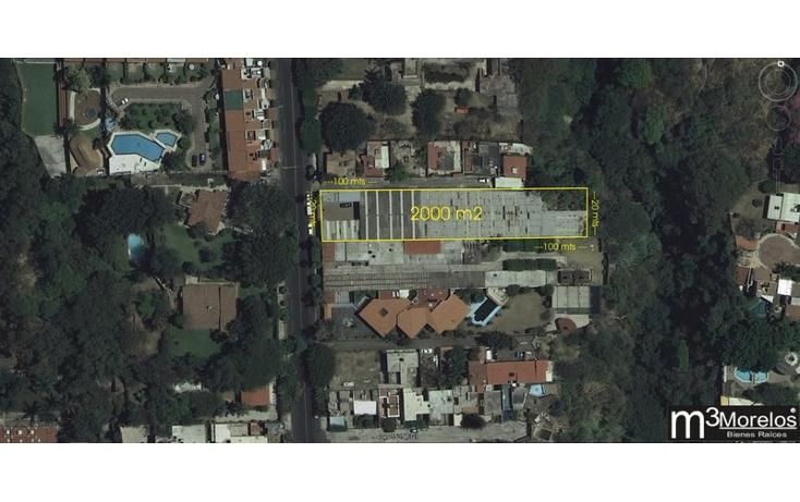 Foto de terreno habitacional en venta en  , buenavista, cuernavaca, morelos, 992201 No. 01