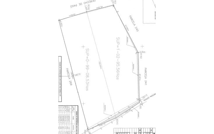 Foto de terreno habitacional en venta en  , buenavista, huimilpan, querétaro, 1910960 No. 05