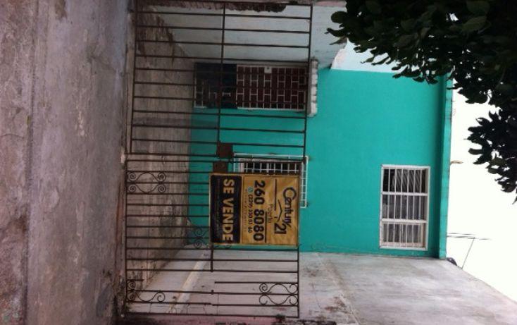 Foto de casa en venta en, buenavista infonavit, veracruz, veracruz, 1723272 no 01