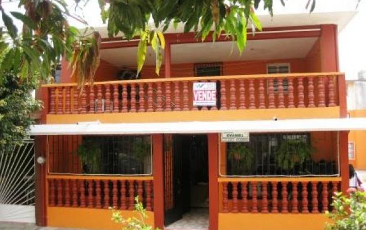Foto de casa en venta en  , buenavista infonavit, veracruz, veracruz de ignacio de la llave, 1080261 No. 01