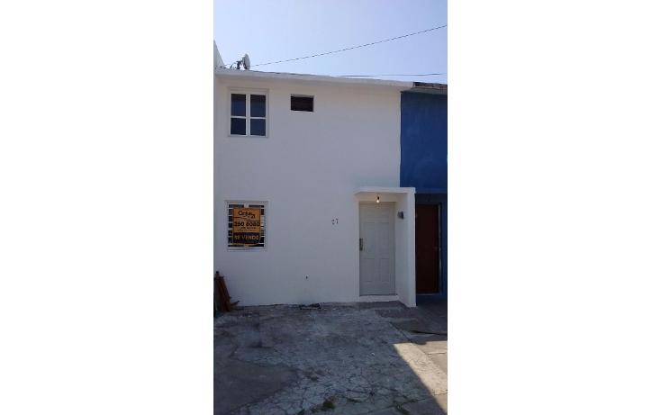 Foto de casa en venta en  , buenavista infonavit, veracruz, veracruz de ignacio de la llave, 1678900 No. 01
