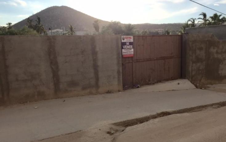 Foto de terreno habitacional en venta en  , buenavista, la paz, baja california sur, 1456495 No. 01
