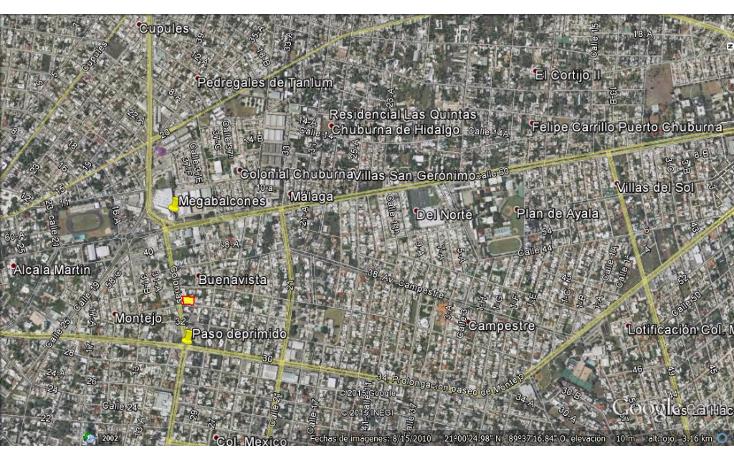 Foto de terreno comercial en renta en  , buenavista, m?rida, yucat?n, 1048311 No. 03