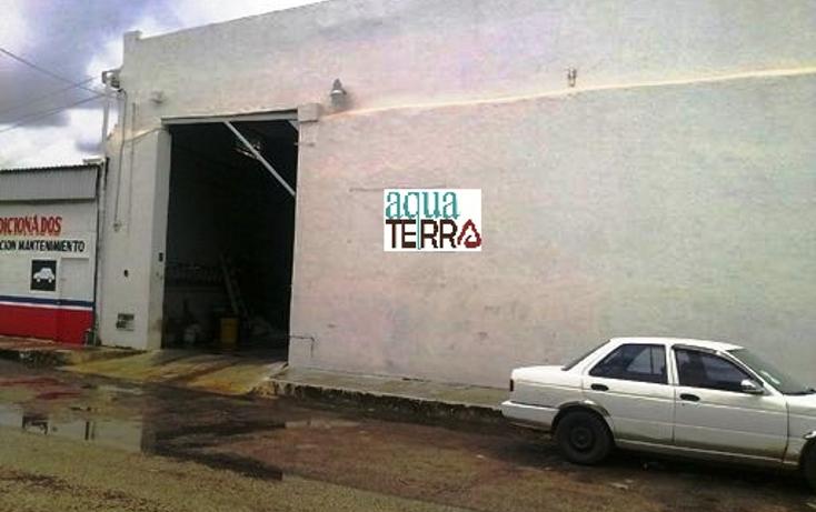 Foto de nave industrial en renta en  , buenavista, m?rida, yucat?n, 1098301 No. 01