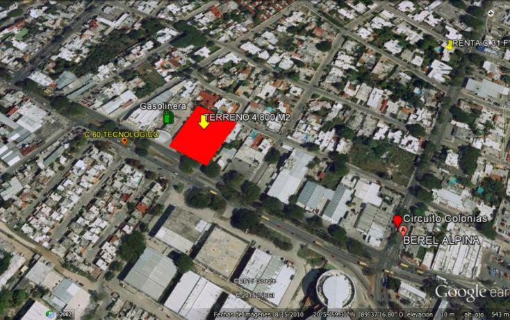 Foto de terreno habitacional en venta en, buenavista, mérida, yucatán, 1247427 no 01