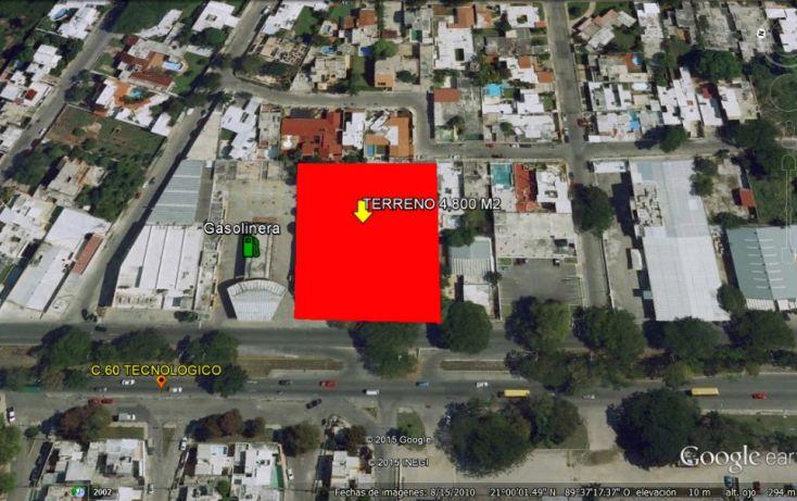 Foto de terreno habitacional en venta en, buenavista, mérida, yucatán, 1247427 no 02